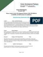CDP Profiles Dec 09
