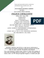 FELICE CAVALLOTTI (1842 - 1898)
