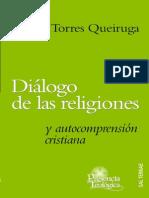 Dialogo de Las Religiones a. Quiroa