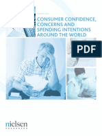 Consumer Confidence 2011