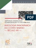 Antologia Conto Baiano