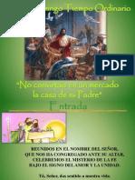 XXXII Domingo Tiempo Ordinario