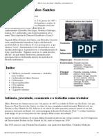 Biografia de Mário Ferreira Dos Santos