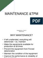 TPM Maintenance