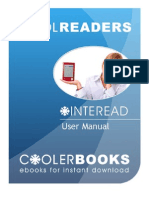 Cool-er ebook reader manual