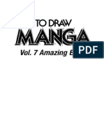 How to Draw Manga Vol. 7 Amazing Effects