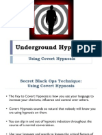 Using Covert Hypnosis (1)