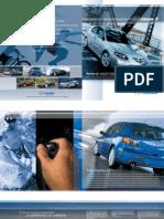 2007 Mazda3 Brochure