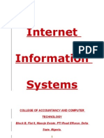 Internet Information Systems