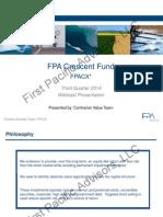 2014 FPA q3 Crescent Webcast Final