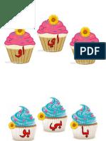 Cupcake Sukukata Jawi