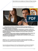 Reforma de Ley Junio de 2012