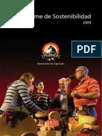 Informe Sostenibilidad 2009