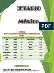 Recetas de México
