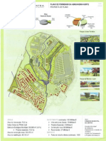 Folheto de apresentação do Pormenor da Abrunheira Norte (PPAN)