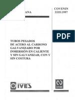 COVENIN 3335-1997