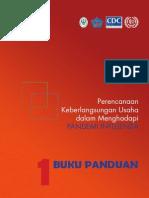 Buku Panduan Pandemi INFLUENZA Dwnld