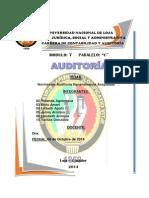 Normas de Auditoría Generalmente Aceptadas (2)
