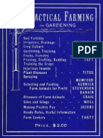 Practical Farming and Gardening 1902