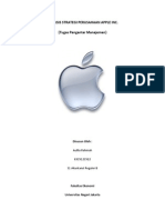 Analisis Strategi Perusahaan Apple Inc