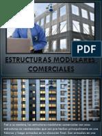 Estructuras modulares comerciales