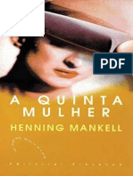 A Quinta Mulher - Henning Mankell