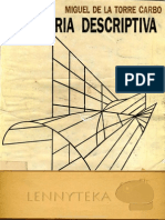 Geometria descriptiva miguel de la torre carbo