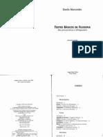 Danilo marcondes pre socraticos a Witgestein.pdf