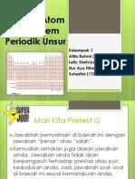 PPt Struktur Atom Dan Sistem Periodik Unsur