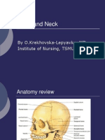 03 - Assessment of Head, Neck and Related Lymphatic