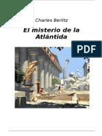 Berlitz Charles - El misterio de la Atlantida.doc