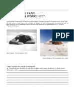 appropriation worksheet 11