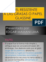 PAPEL GLASSINE11111111111111