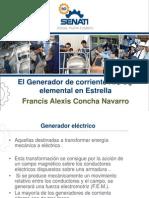 ZONAL PIURA TUMBES Generador de Corriente Ac. Trifasica Elemental Estrella1