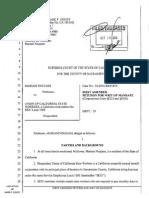 SEIU Lawsuit 2014