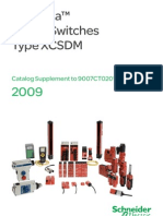 Schneider Electric - Preventa Safety Switches XCSDM