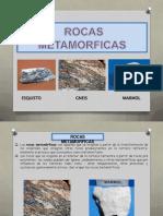 Rocas Metamorficas123