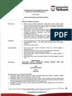 KR 069-2014 - Kode Etik Mahasiswa Tel-U