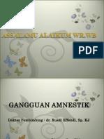 REFRESHING Gangguan Amnestik