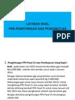 Soal Pot-Put D1