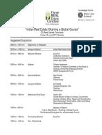 CII Conference Agenda 2011