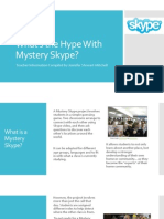 What's the Hype With Mystery Skype