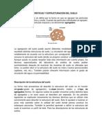 Características y Estructuración Del Suelo