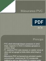 Masurarea Pvc