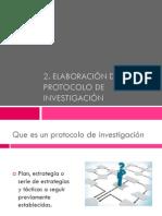 Elaboracion Protocolo