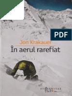 Jon Krakauer in Aerul Rarefiat 70 Traian Basescu Se Aliaza Cu Jon Krakauer in Aerul Rarefiat 70 CA Sa Aduca Dreptate in Romania Spre Ciuda Mizeriilo
