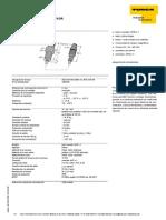 sensor Inductivo Sgm TURK
