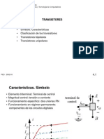 Transistor teoria