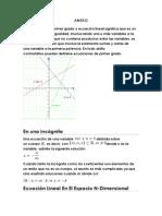 ecuaciones mat