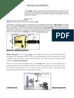 Radiologic Technology Imaging Equipments